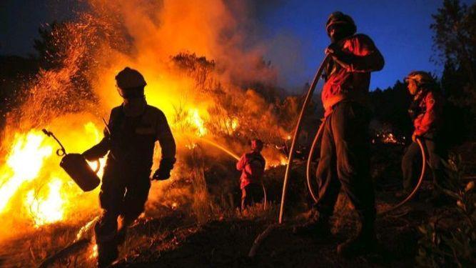 """Blázquez trasmite """"consuelo y esperanza"""" tras el incendio en Portugal"""