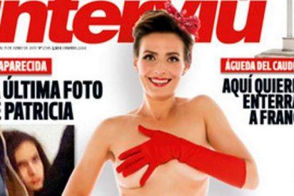Las Espartanas de Coca-Cola exigen sus derechos desnudándose en Interviú