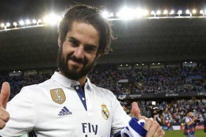 Isco la lía en el Real Madrid con un bombazo de última hora