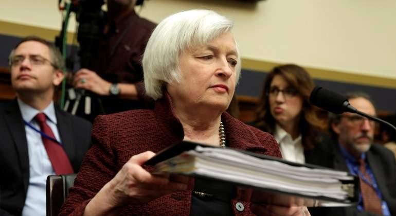 La Fed sube tipos un cuarto de punto: quedan entre el 1 y 1,25%