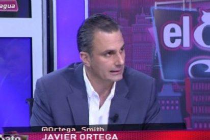 [AUDIO] Así 'atiza' Javier Ortega de VOX a los independentistas catalanes