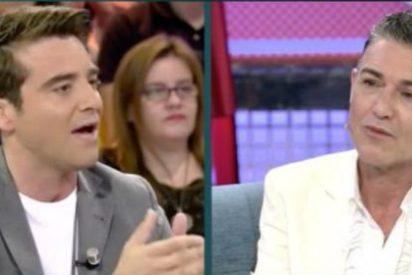 """La razón por la que Ángel Garó tiró por el retrete su carrera en el 'Deluxe': """"¡Tus espectáculos dan vergüenza"""""""