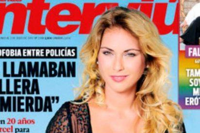 Jennifer Morón, la enemiga íntima de Sofía 'GH16', desnudísima en 'Interviú'
