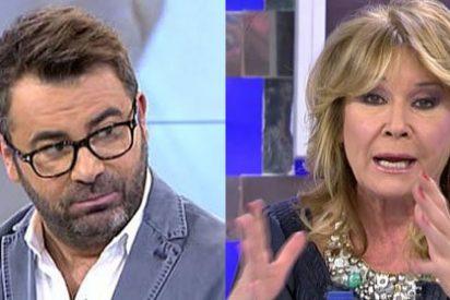 Mila Ximénez, tocada y hundida: ¿Pone a parir a Jorge Javier Vázquez a sus espaldas?