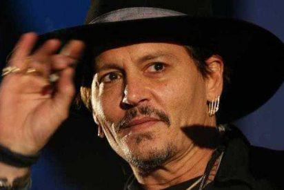 La bestial pregunta de Johnny Depp sobre Donald Trump al público del festival de Glastonbury