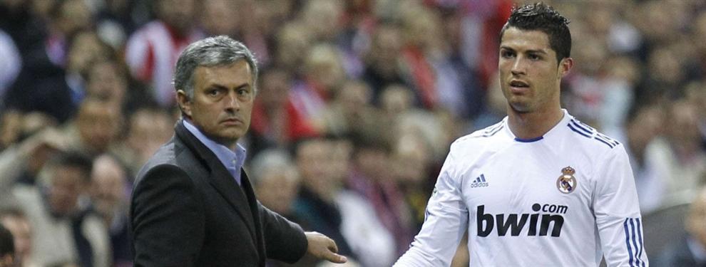 José Mourinho deja en ridículo a Cristiano Ronaldo desmontando su última mentira