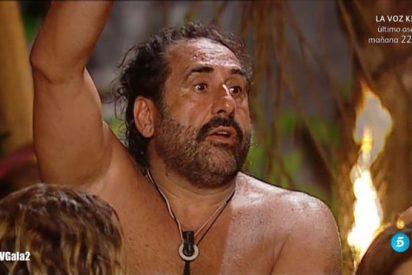Juan Miguel, el único concursante que hace que «Supervivientes» valga para algo