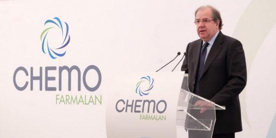 Herrera destaca el buen momento en el que se encuentra la biotecnología farmacéutica en la Comunidad