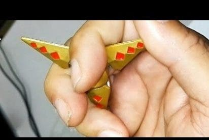 [VÍDEO] Retiran 20.000 juguetes 'spinner' muy peligrosos para los niños