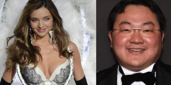 Mirada Kerr, su amigo malasio el estafador y los diamantes de los ocho millones de dólares