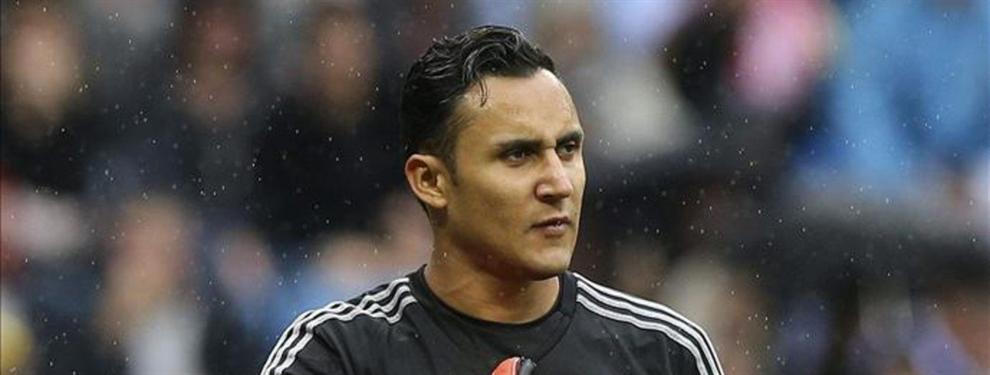 Keylor Navas tiene fecha de caducidad en el Real Madrid: la jugada en la sombra de Florentino Pérez