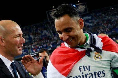 Keylor Navas tiene un plan para liquidar a Florentino Pérez si lo echa del Real Madrid