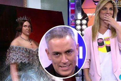 Kiko Hernández llama 'cerdita' a Carlota Corredera
