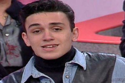 El pasado televisivo de un jovencísimo Kiko Hernández que te dejará helado