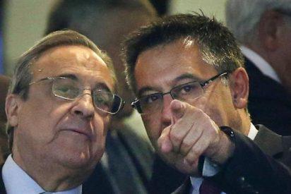 La bomba de Florentino Pérez para 'mata'? al Barça