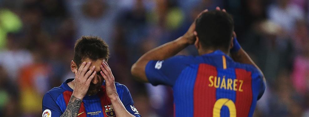 La confesión de Messi en clave Barça que no ha gustado nada a Luis Suárez