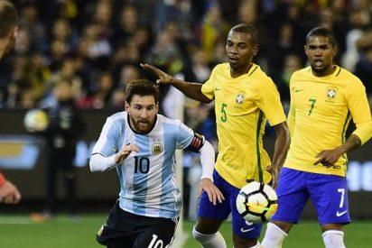La confesión más explosiva de Coutinho a Messi en el duelo entre Argentina y Brasil