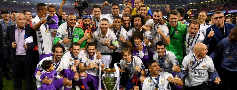 La estrella del Real Madrid a la que invitan a colgar las botas