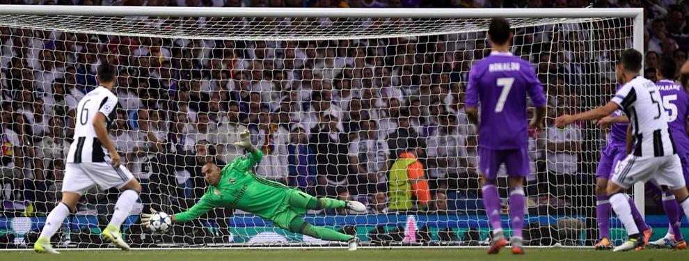 La gran traición a De Gea: Keylor Navas, más cerca de seguir en el Real Madrid