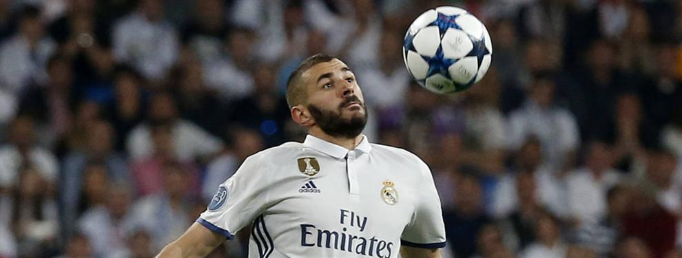 La jugada a tres bandas que coloca a Karim Benzema fuera del Real Madrid