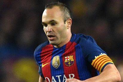 La jugada que prepara el Barça para retener a Iniesta