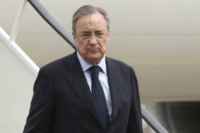 La lista de Florentino Pérez con cinco 'capos' del vestuario marcados en rojo (y un plan secreto)