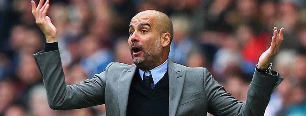 La lista de la compra definitiva de Pep Guardiola para el City con dos grandes sorpresas