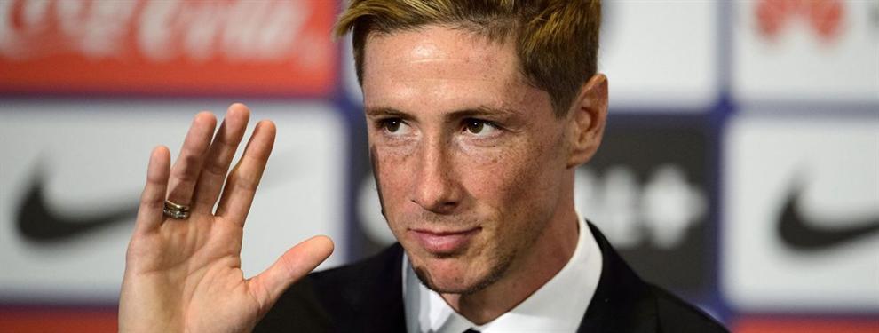La oferta millonaria que Fernando Torres ha recibido de un viejo conocido para abandonar el Atlético