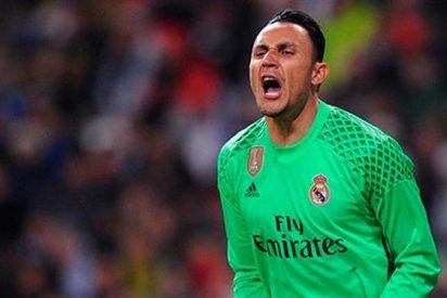 Keylor Navas se planta: el cambio de cromos en el que quieren meter al portero del Real Madrid