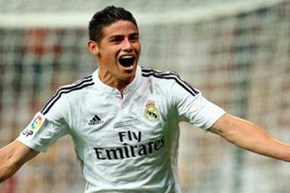 La oferta secreta del Real Madrid a James Rodríguez que puede acabar en 'bombazo'