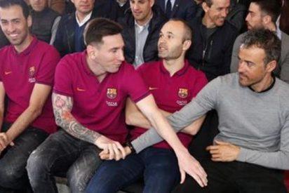 La sorprendente entrevista en la que Messi se sincera sobre Luis Enrique