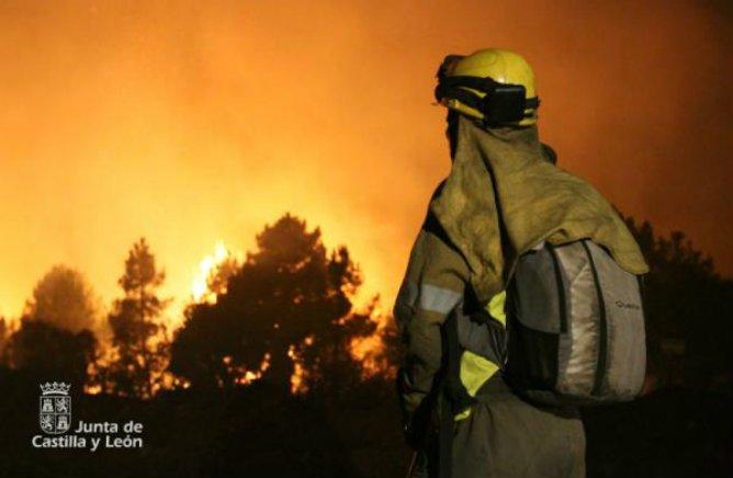 La Junta y la Delegación del Gobierno se reunen para coordinar prevención, extinción e investigación de incendios