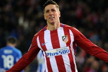 Las cuatro propuestas que tiene Fernando Torres sobre la mesa para dejar el Atlético de Madrid