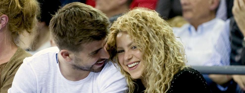 Las payasadas de Gerard Piqué le pasan factura a Shakira en el Barça (y en España)