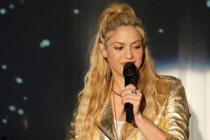 Las WAGs del Barça no tragan con los aires de diva de Shakira: el último feo contra la colombiana