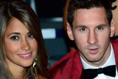 Así es la suite del Hotel de Antonella Roccuzzo y Messi para su noche de boda