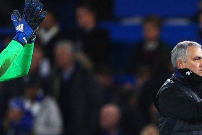 """Lo que Mourinho no puede contar del """"no"""" del United al Madrid por De Gea (que será """"sí"""")"""