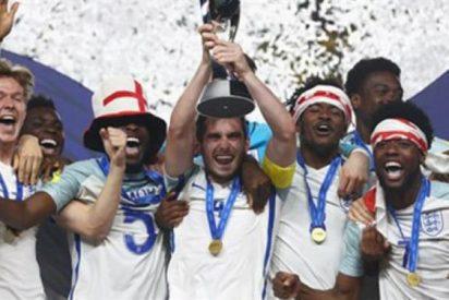 Los 5 cracks ingleses campeones del Mundial sub 20 que veremos en 2017 en la Premier League