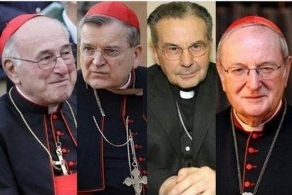 Los cardenales díscolos vuelven a la carga y piden una audiencia al Papa