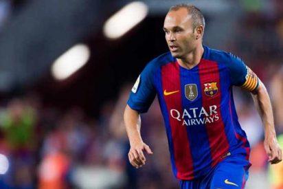 Los cinco finalistas para relevar a Andrés Iniesta en el Barça