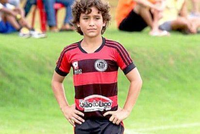 [VÍDEO] Lucianinho: El niño de 12 años que deslumbra en los campos de fútbol de Brasil