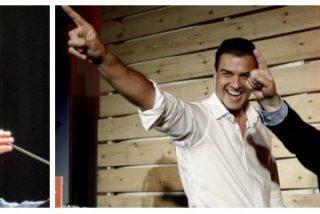 A Pedro Sánchez le sale un alcalde xenófobo con piel de charnego: al PSC no le hace falta la «S» para nada