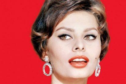Sofía Loren y su obsesión con la explosiva 'pechuga' de JayneMansfield