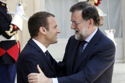 """Emmanuel Macron y su zasca a los independentistas de Cataluña: """"Sólo conozco un socio, España entera"""""""