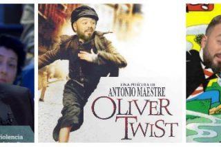 Antonio Maestre, tertuliano de 'ARV', presume como Espinar de su origen obrero y Twitter le masacra