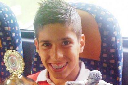 Marco Asensio, el niño de las rodillas frágiles