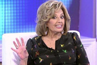 María Teresa Campos pide a la audiencia que salven a Edmundo porque está en desventaja