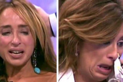 Gema López apuñala por la espalda a su amiga y compañera en 'Sálvame', María Patiño
