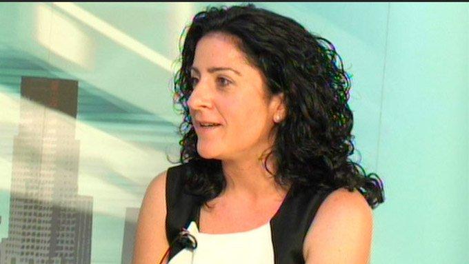 Maritza Ruiz Mateos, nueva dircom del PSOE