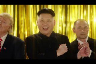 [VÍDEO] El spot más 'cachondo' con Trump, Putin y Kim Jong-un